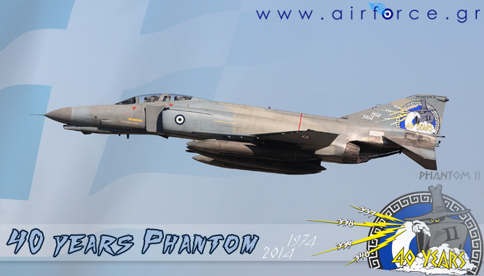 01172804636eb8 Anniversary 40 Years F-4 Phantom flight