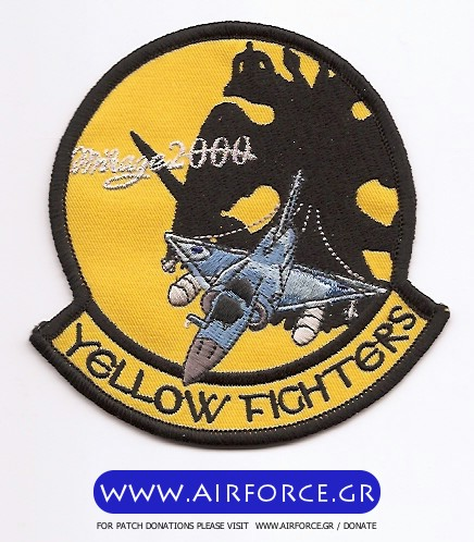 Mirage 2000 Yellow Fighters